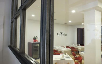 """Las Meigas, un mes de """"A barra y mantel"""""""