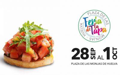 Estaremos en la Feria de la Tapa de Huelva