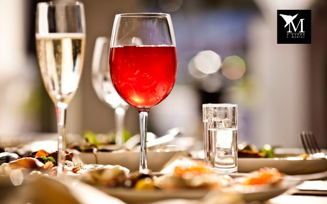 Guía para combinar correctamente vinos y platos