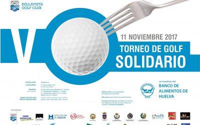 V Torneo Torneo en beneficio del Banco de Alimentos de Huelva
